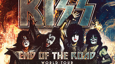 """Final tour ever for legendary band KISS to feature Game Changer MVP's """"Filter Fan Cam"""" throughout wo"""