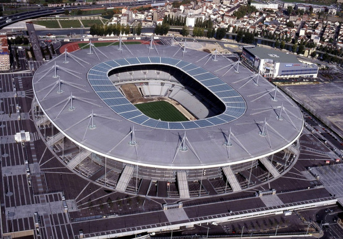 STADE DE FRANCE TO FEATURE GAME CHANGER MVP TECHNOLOGY