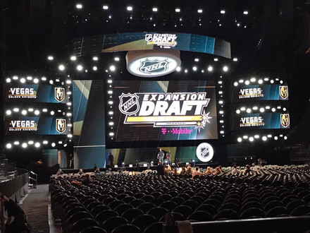 Game Changer at NHL Draft