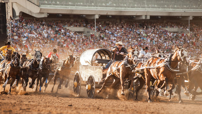 Calgary Stampede and Game Changer MVP renew partnership for 2019