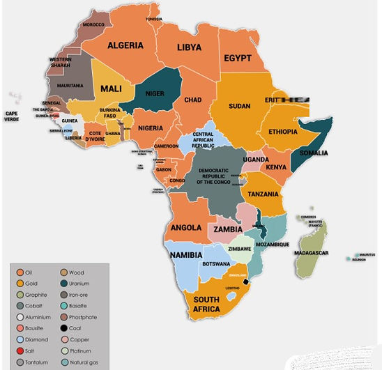 Africa Natural Resources