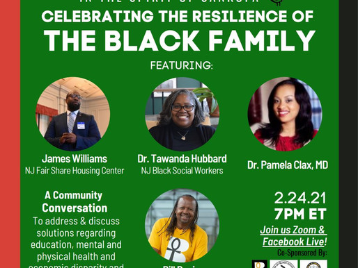 CELEBRATING THE RESILIENCE OF THE BLACK FAMILY