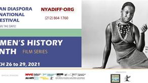 WOMEN'S HISTORY FILM SERIES