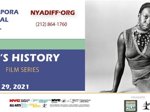 WOMEN'S HISTORY FILM SERIES