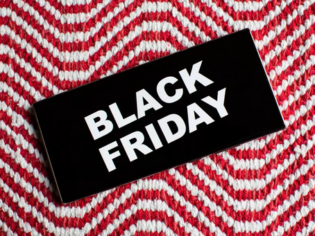 Buy Black On Black Friday