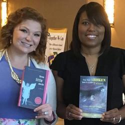 Foster Care Advocates & Authors Ashley Rhodes-Courter & LaTasha C. Watts (2)