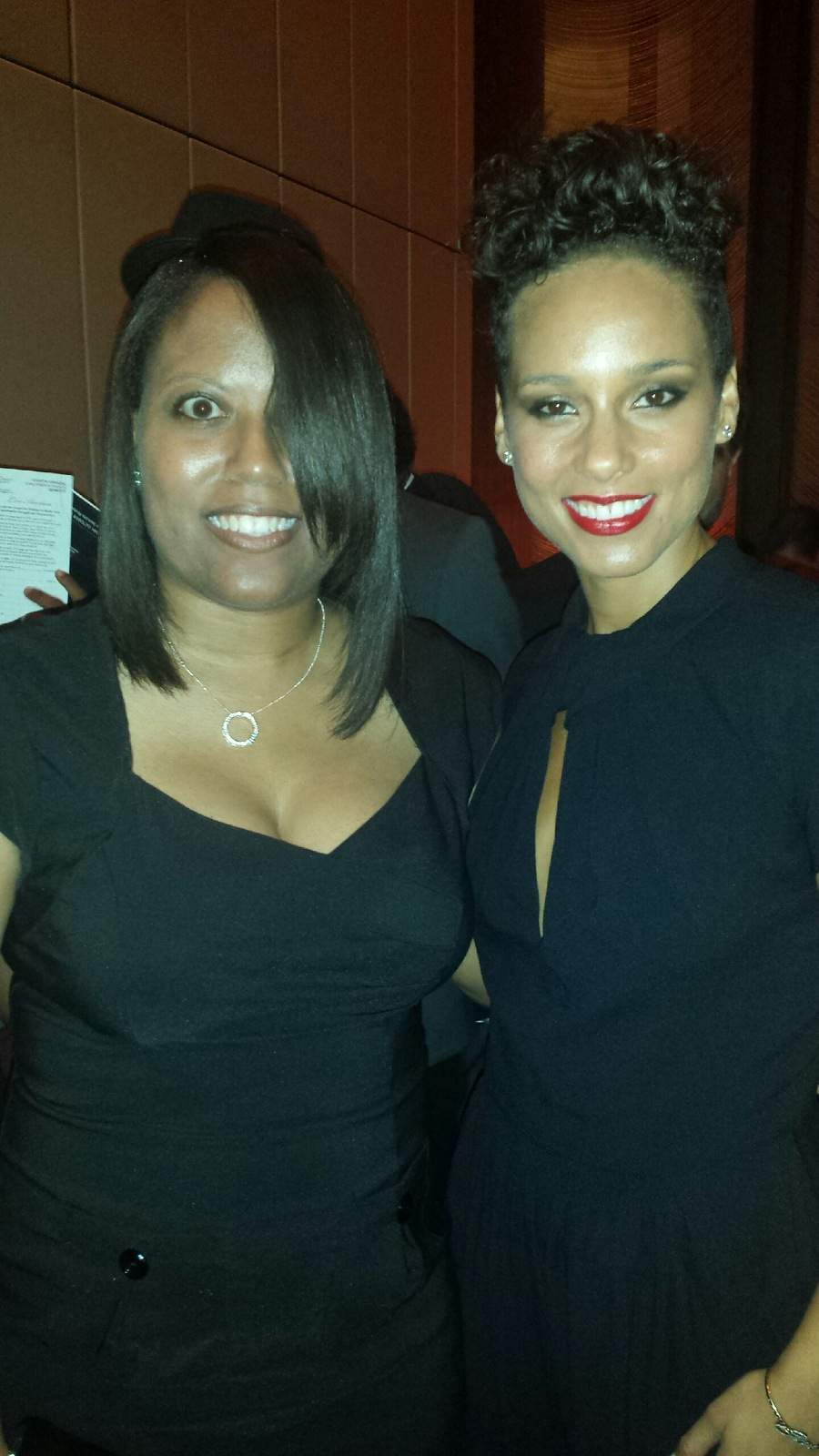 LaTasha C. Watts & Alicia Keys CR