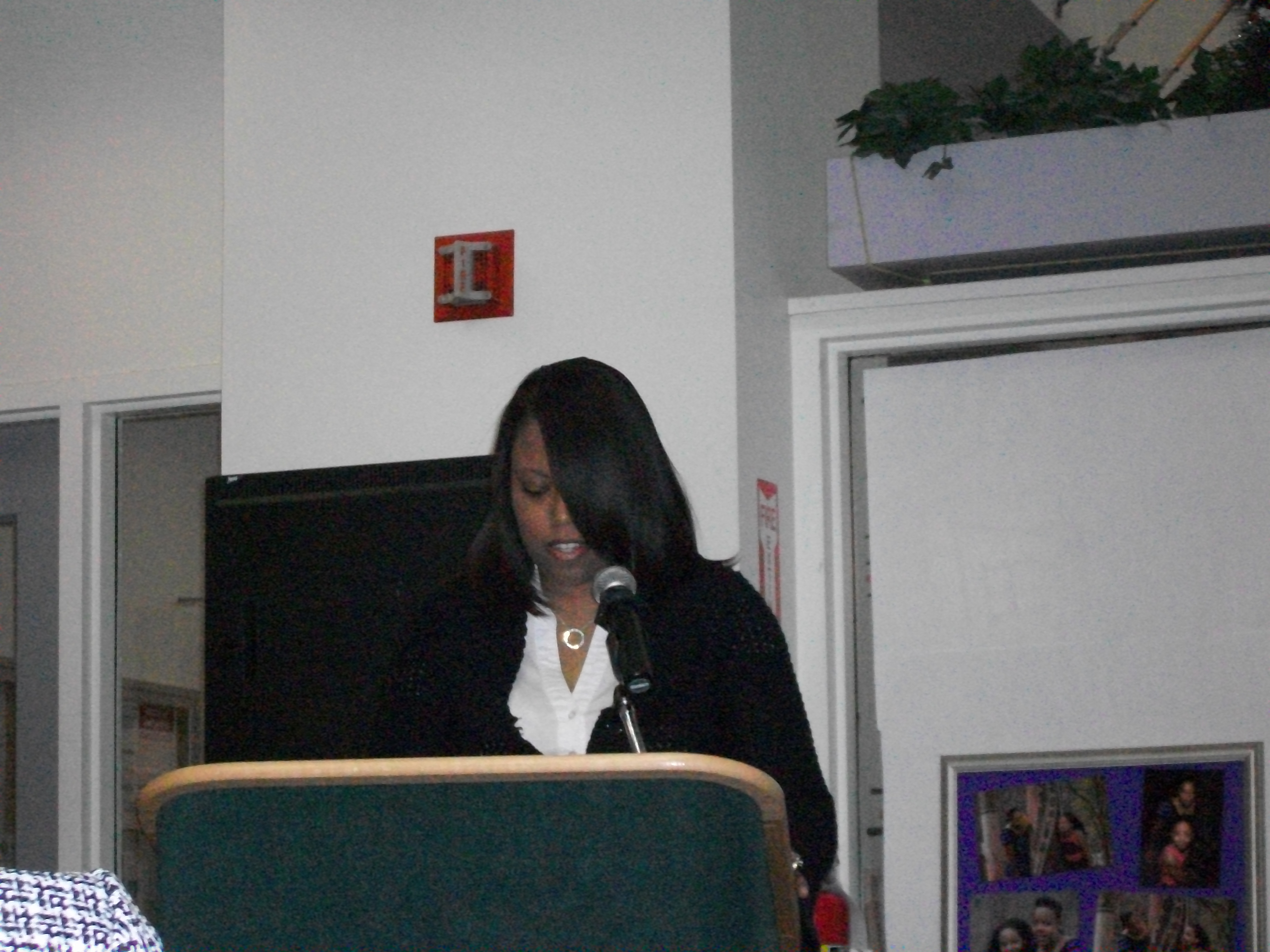 LaTasha C. Watts Speaking