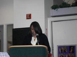 LaTasha C. Watts Speaking