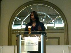 Maryland SW Keynote LaTasha C. Watts