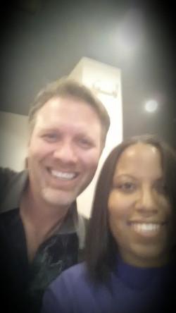 LaTasha C. Watts & Derek Clark