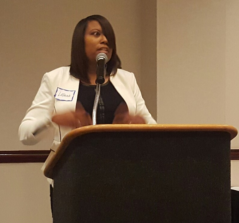 LaTasha C. Watts Ohio Guidestone Appriciation Dinner (2)