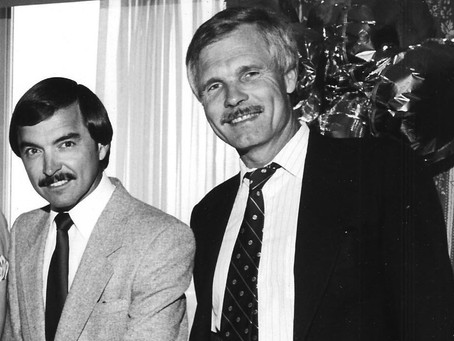 On Ted Turner: From the early days of cable to a broadcasting powerhouse