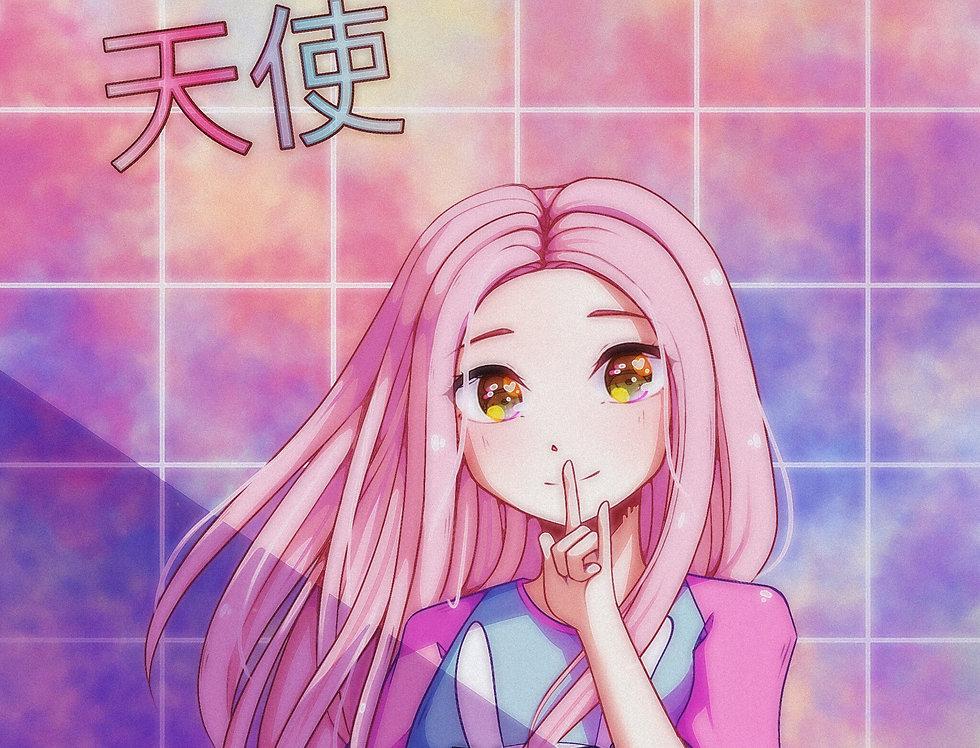 Anime Belle Poster