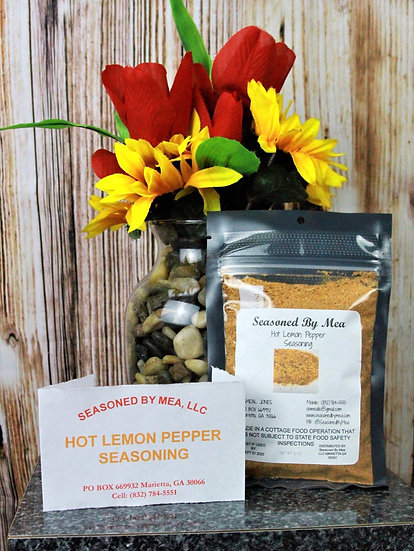 ATL Special - Hot Lemon Pepper