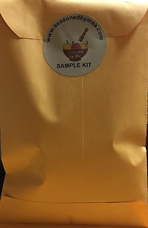 Packet of Flavors - Sample Kit