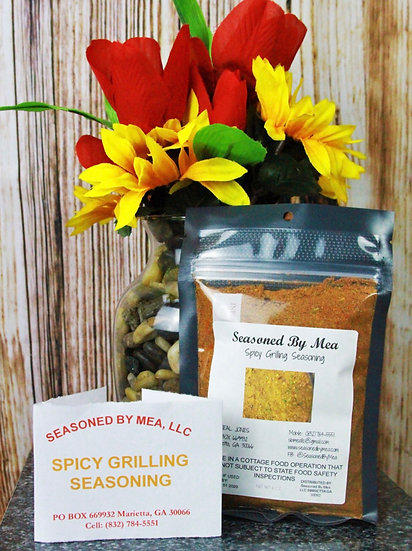 Spice The Flame - Spicy Grilling