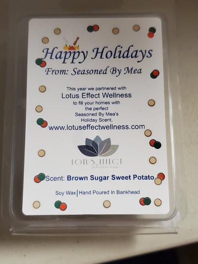 Brown Sugar Sweet Potato Melt