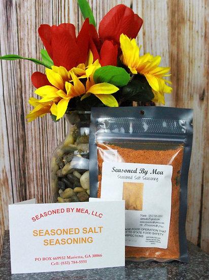 Salt of the Sea - Seasoned Salt