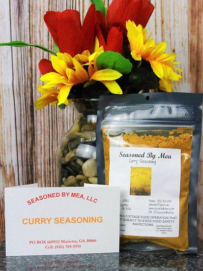 Curry Seasoning