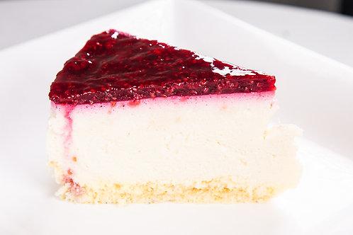 Cheesecake Frambuesa 0% Azúcar
