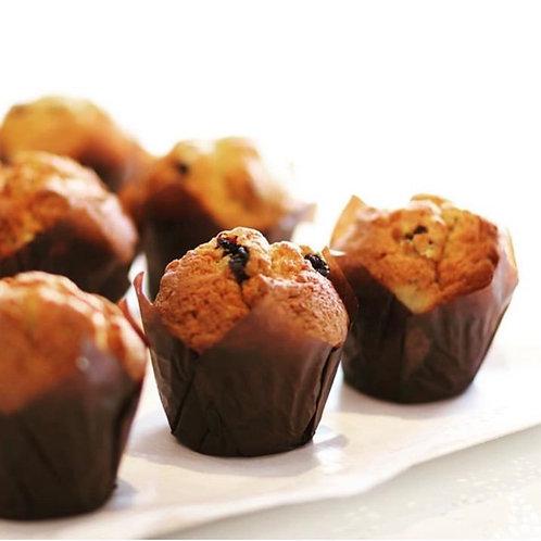Muffin Arándanos 0% Azúcar