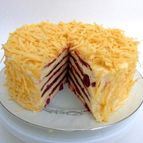 Torta Reina Sofia 0% Azúcar