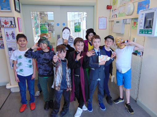 World Book Day March 2020