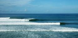 Surfing in Nicaragua Popoyo