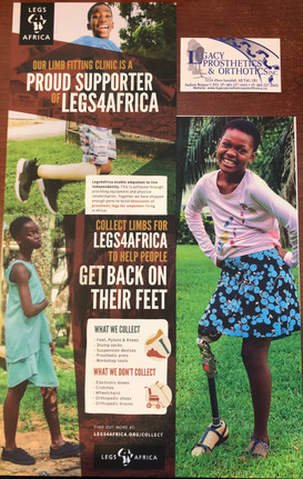 Legs4Africa
