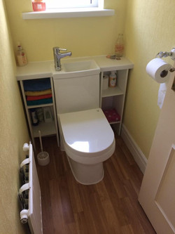 lavatory with sink