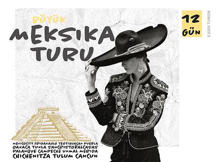 Büyük Meksika Turları