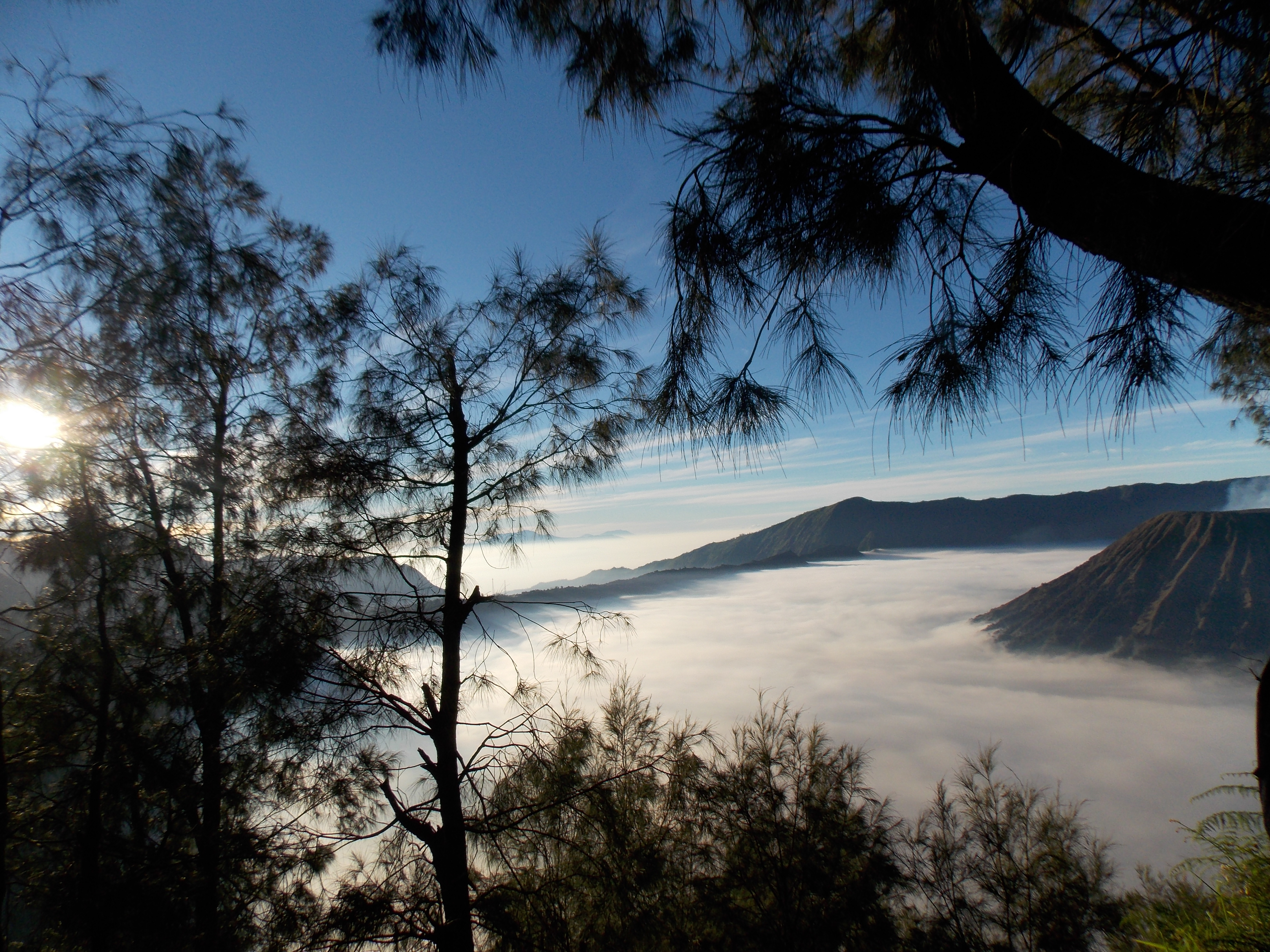 Bromo Yanardağı- Endonezya