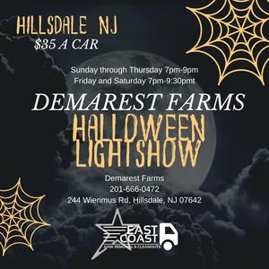 NJ Halloween Events Demarest Farms