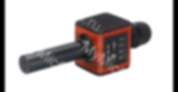 MicGeek ELFмикрофон для караоке с деревянной колонкой