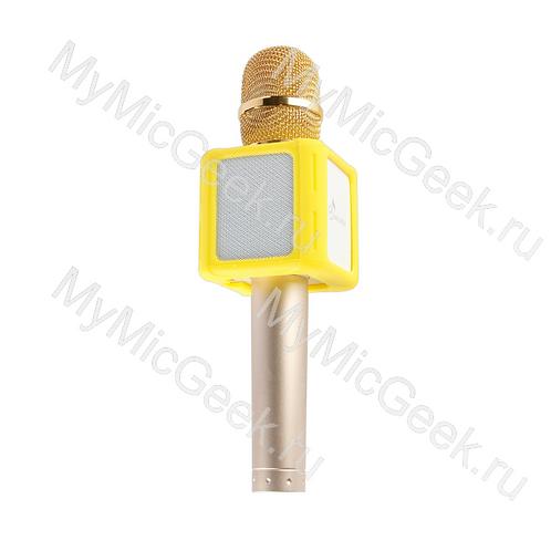 MicGeek Q9S+ Золото (Мощность 10Вт) Стерео звук