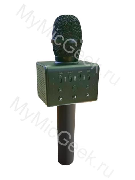 MicGeek Q11 Черный (мощность 10Вт) Стерео звук