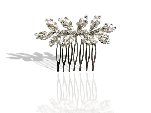Petite crystal hair comb GD17092502