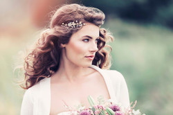 Adria Rustic Flower Crown