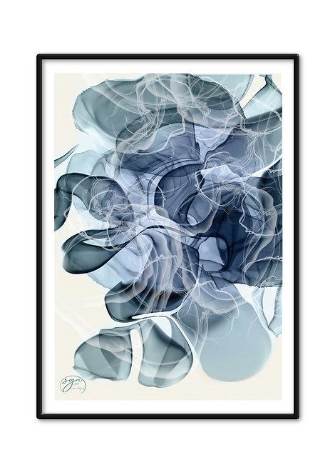 Blue ink 3