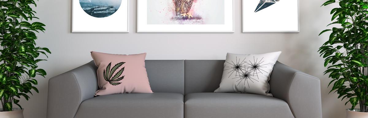 moderne grafisk plakat design til hjemmet
