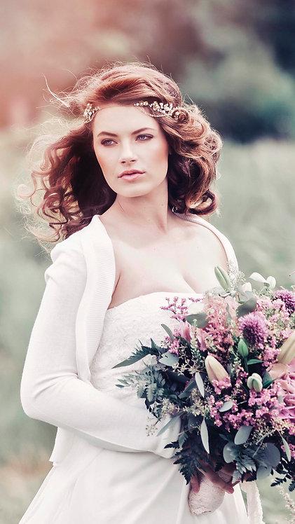 Adria Rustic Boho Flower Crown #GD1064