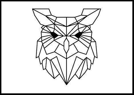 Ugle geometrisk