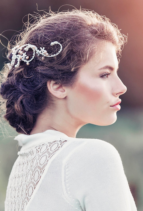 Cymbeline Bridal Headpiece #GD1051