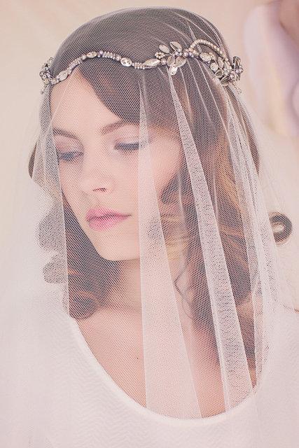 The Celestia Couture Headpiece Crown #142