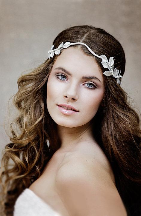 Ariadne Greek Wedding Crown #112