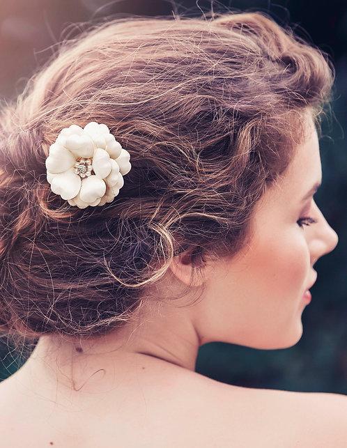Amina Bridal Hair comb GD1021