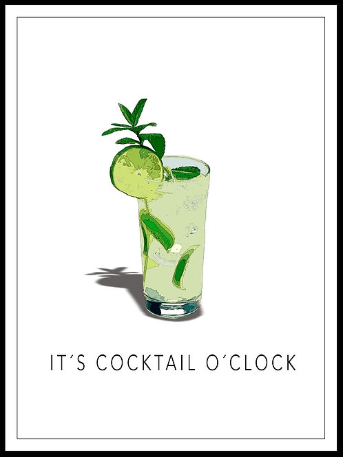 Its Cocktail o´clock