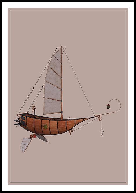 Luftskib 1