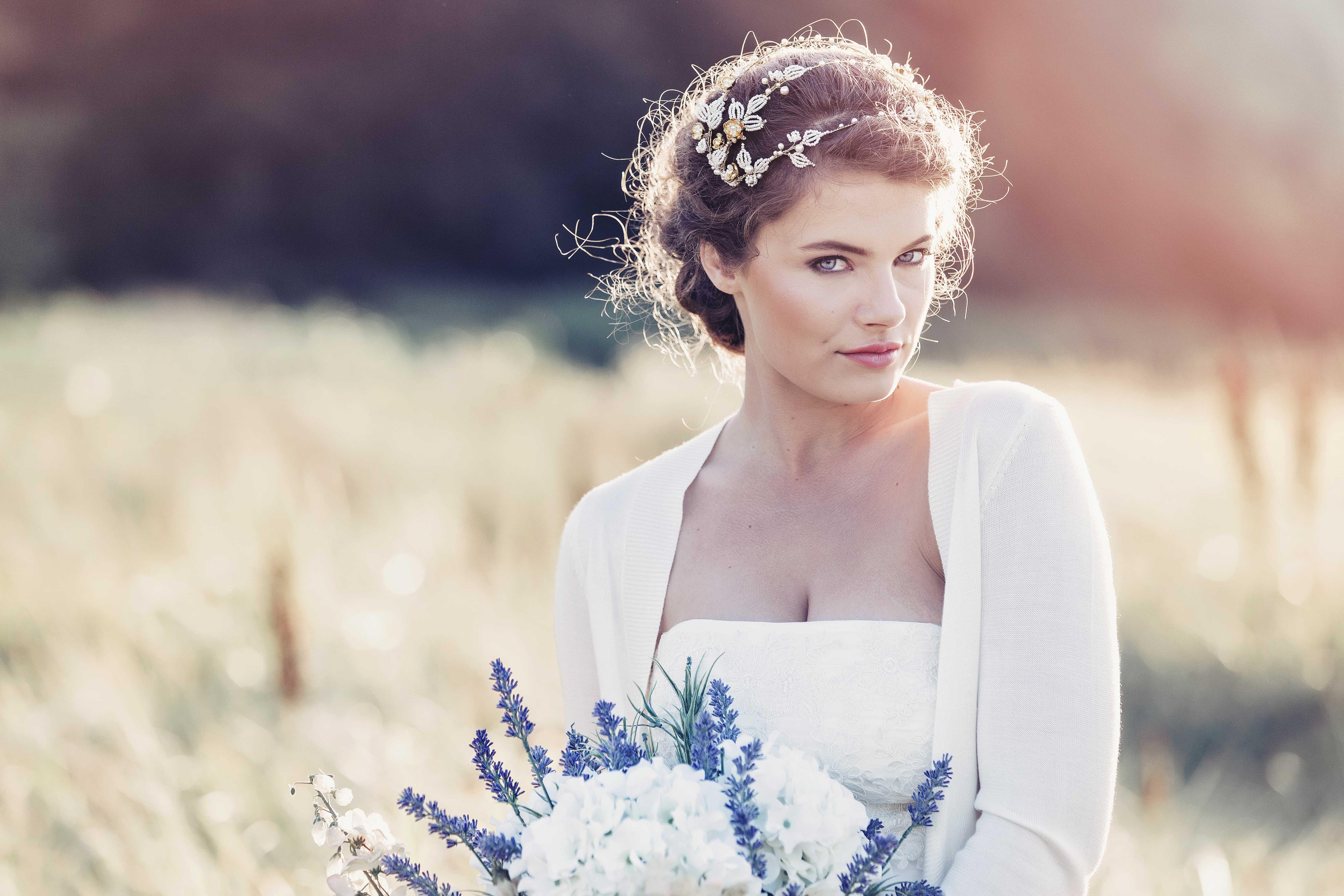 Alaïa Roman Bridal Headpiece